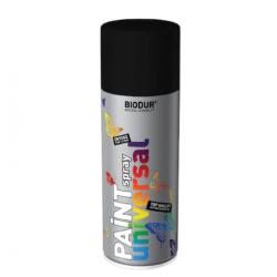 Spray vopsea Biodur Negru...