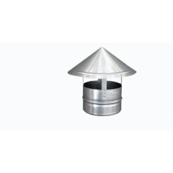 CAPAC TERMINAL COS INOX 130 MM