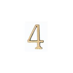 CIFRA AUTOADEZIVA NR 4