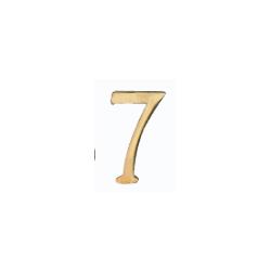 CIFRA AUTOADEZIVA NR 7