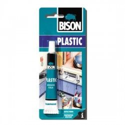 BISON Plastic Adeziv pentru PVC rigid 25ml blister