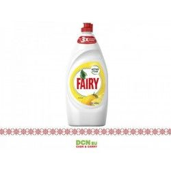 FAIRY DETERGENT VASE LICHID 900ML LEMON