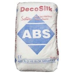 GLET FINISAJ DECO SILK SATEN ABS 20 KG
