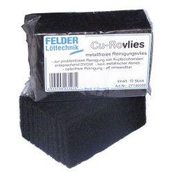 Pasla pentru curatat teava, Felder