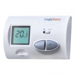 Termostat digital LOGICTHERM C3 pentru controlul temperaturii ambientale pe fir