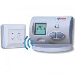 Termostat digital wireless LOGICTHERM C3RF pentru controlul temperaturii ambientale Cod produs: WAT0000000129 Distribuie Compara