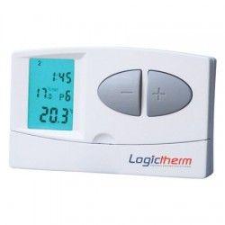 Termostat digital programabil LOGICTHERM C7  pentru controlul temperaturii ambientale pe fir