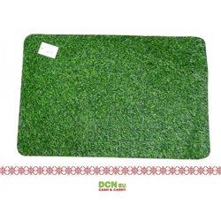 Covor ușă iarba verde-Klip