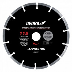DEDRA DISC DIAMANTAT...