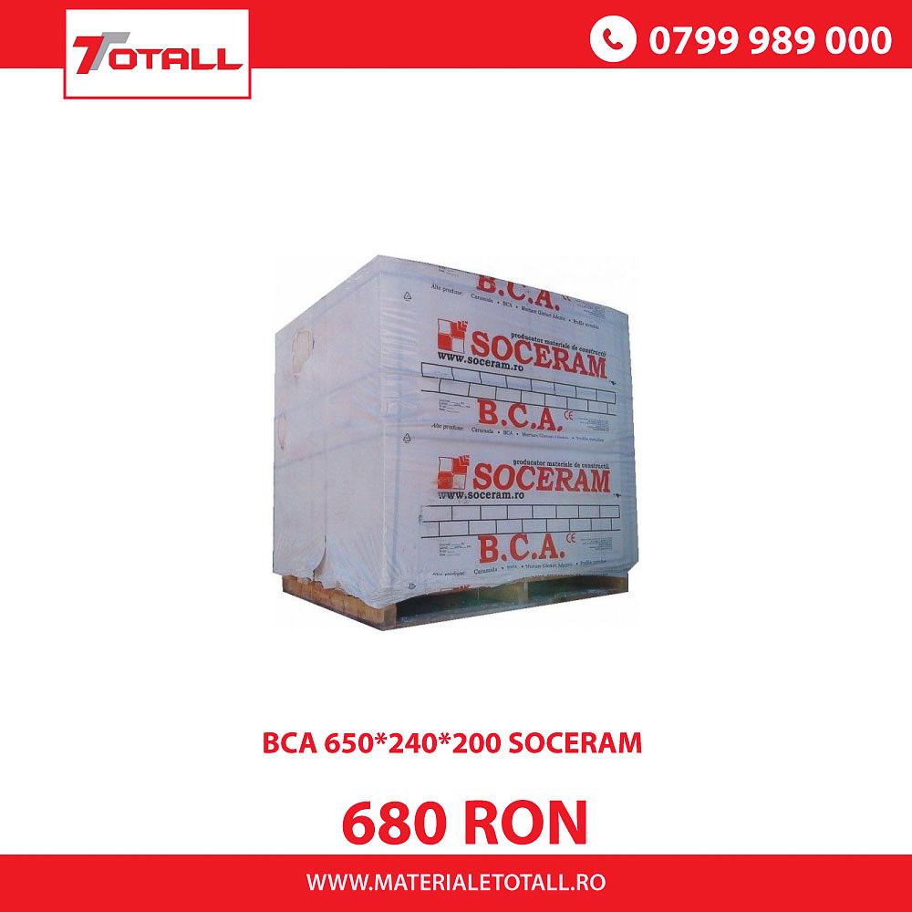 BCA 650*240*200 SOCERAM