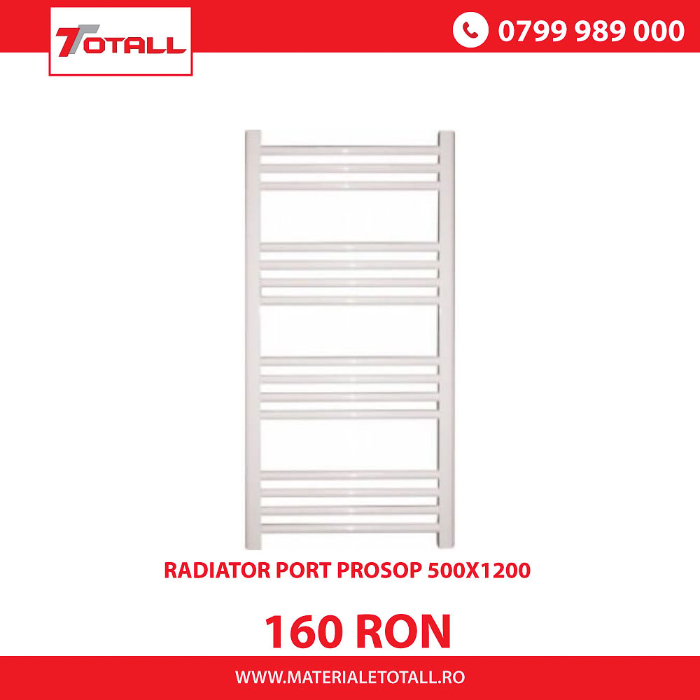 RADIATOR PORT PROSOP 500X1200