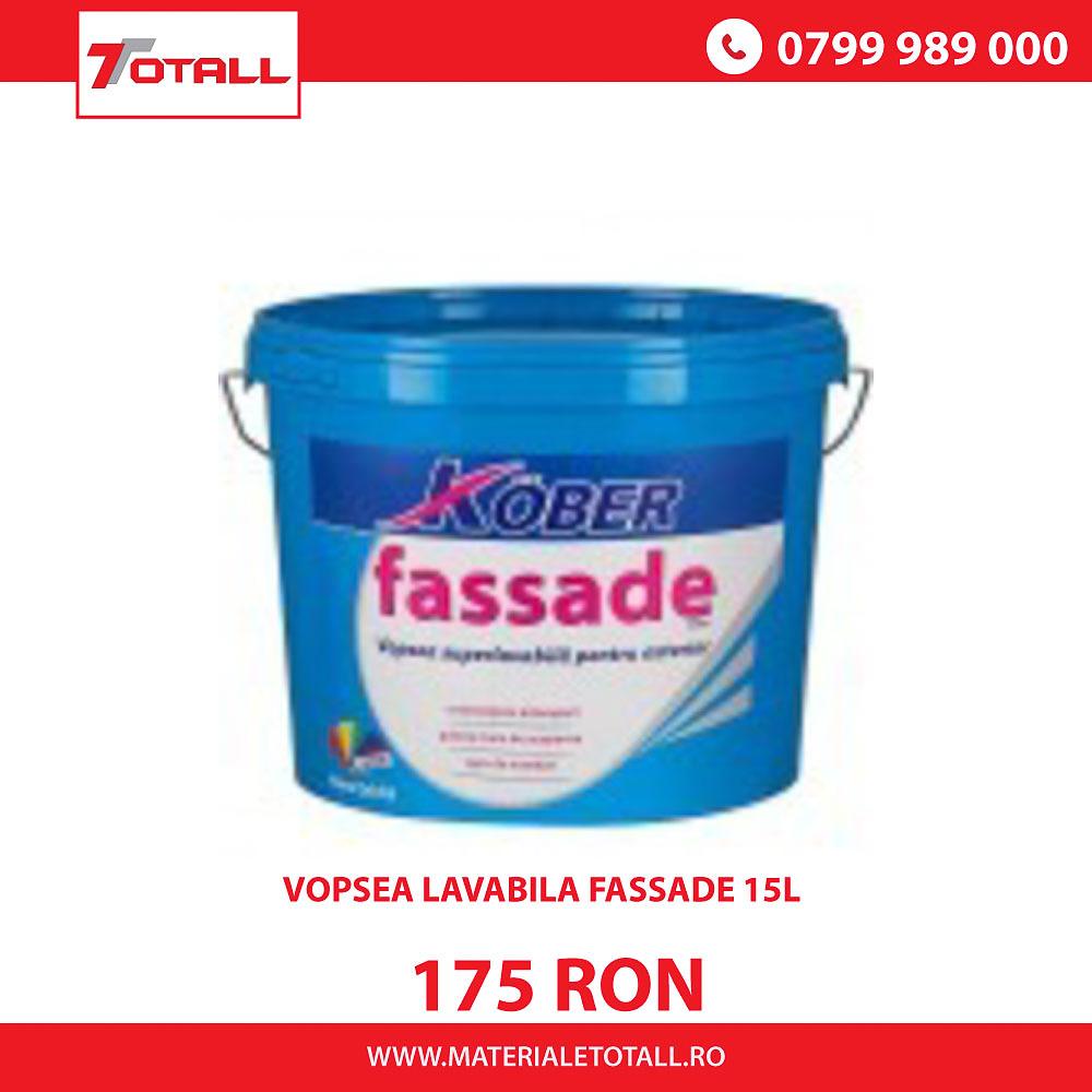 VOPSEA LAVABILA FASSADE 15L